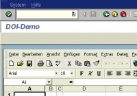 "Demo zu ""Desktop Office Integration"""