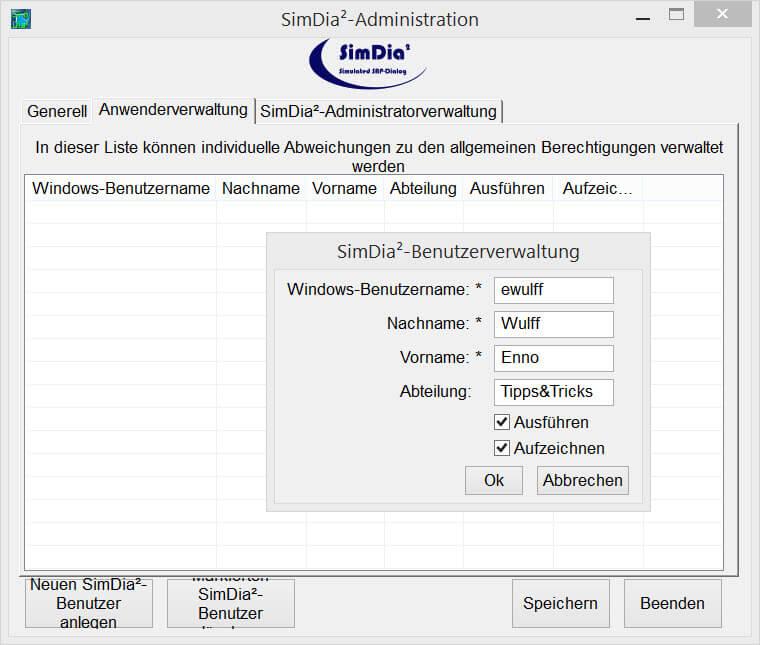 SimDia² – Neue Version des besten SAP-Import-Tools