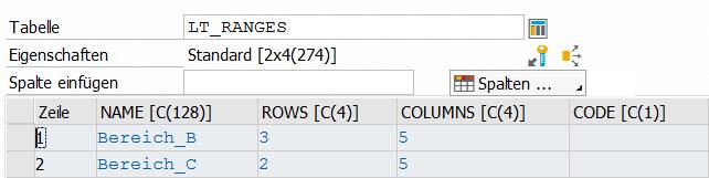 Werte aus Excel per DOI (unsichtbar)